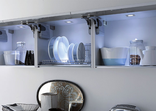 ACCESORIES & LIGHTING - Creative Design Kitchens -8